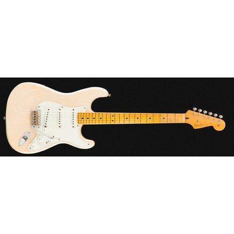 Journeyman Relic Eric Clapton Signature Stratocaster, Aged White Blonde