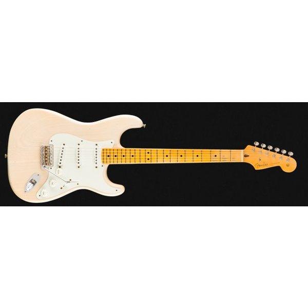 Fender Custom Shop Journeyman Relic Eric Clapton Signature Stratocaster, Aged White Blonde