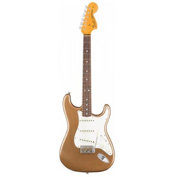Fender Custom Shop 1969 Journeyman Relic Stratocaster, Rosewood Fingerboard, Aged Firemist Gold