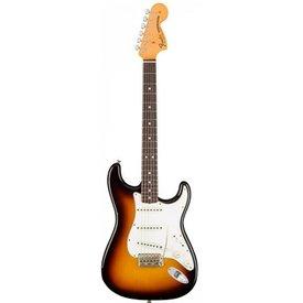 Fender Custom Shop 1969 Journeyman Relic Stratocaster, Rosewood Fingerboard, Faded 3-Color Sunburst