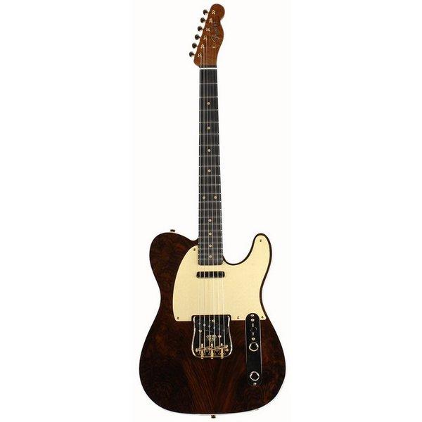 Fender Custom Shop Artisan Figured Rosewood Telecaster