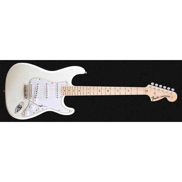 Fender Custom Shop Robin Trower Signature Stratocaster, Maple Fingerboard, Arctic White