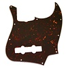 Pickguard, '60s Jazz Bass Mexico Reissue, 10 Hole Mounting, Tortoise Shell, 4-Ply