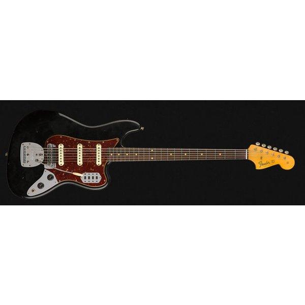 Fender Custom Shop 2018 BASS VI RW JRN - ABLK