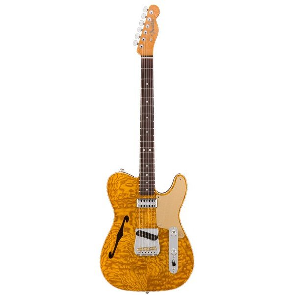 Fender Custom Shop Artisan Tele Caballo Tono Ligero - Tamo