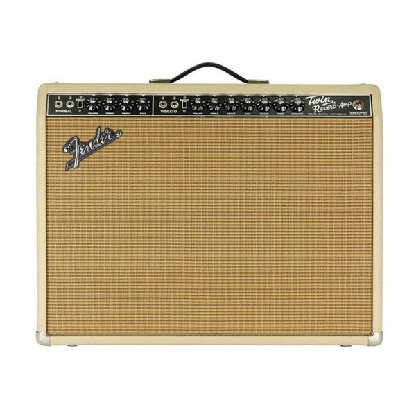 Fender Limited Edition Blonde '65 Twin Reverb, 120V