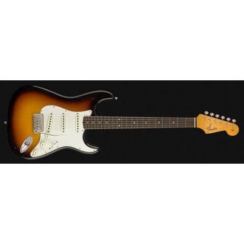 Journeyman Relic Postmodern Stratocaster, Rosewood Fingerboard, 3-Color Sunburst