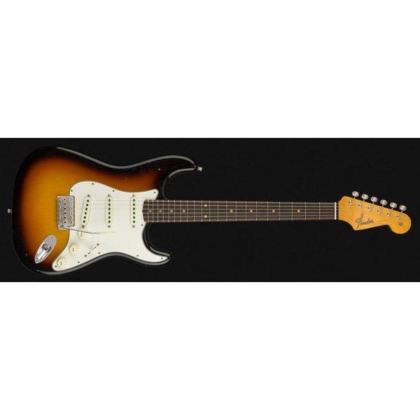 Fender Custom Shop Journeyman Relic Postmodern Stratocaster, Rosewood Fingerboard, 3-Color Sunburst