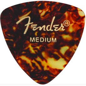 Fender Fender 346 Medium Tortoise Shell Picks 12 pk