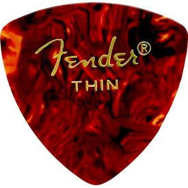 Fender Fender 346 Thin Tortoise Shell Picks 12 pk
