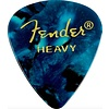 Fender 351 Medium Ocean Turquoise Picks 12 pk