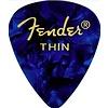 Fender 351 Thin Blue Moto Picks 12 pk
