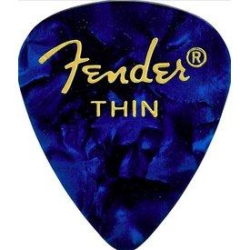 Fender Fender 351 Thin Blue Moto Picks 12 pk