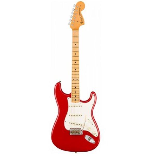 Fender Custom Shop 1969 Journeyman Relic Stratocaster, Maple Fingerboard, Aged Dakota Red