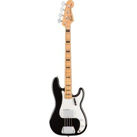 Fender Custom Shop 1969 Closet Classic Precision Bass, Maple Fingerboard, Aged Black