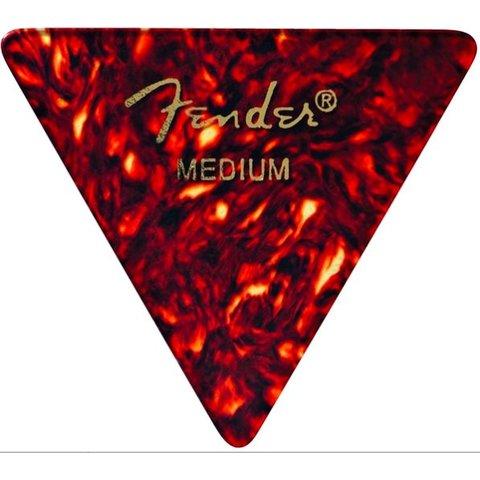 Fender 355 Heavy Triangle Shell Picks 12 pk
