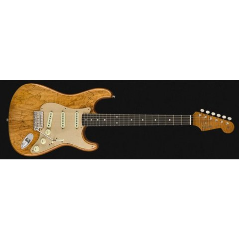 Artisan Spalted Maple Stratocaster