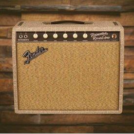 Fender Fender 65 Princeton Fawn Greenback FSR Limited Edition 2018