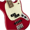 Mustang Bass PJ, Pau Ferro Fingerboard, Torino Red