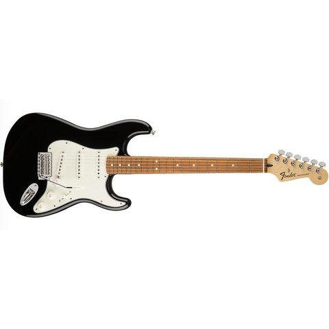 Standard Stratocaster, Pau Ferro Fingerboard, Black