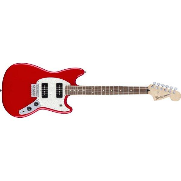 Fender Mustang 90, Pau Ferro Fingerboard, Torino Red