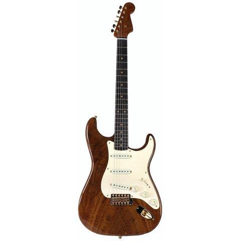 Artisan Claro Walnut Stratocaster