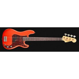 Fender Custom Shop Pino Palladino Signature Precision Bass, Rosewood Fingerboard, Fiesta Red