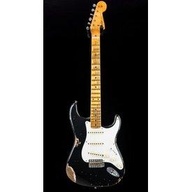 Fender Custom Shop 2018 58 STRAT HVY REL - ABLK