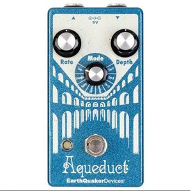 EarthQuaker Devices Earthquaker Devices Aqueduct Vibrato Pedal
