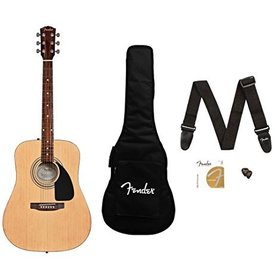 Fender Fender FA-115 Dreadnought Pack V2, Natural