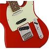 Deluxe Nashville Telecaster, Pau Ferro Fingerboard, Fiesta Red