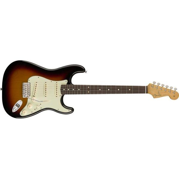 Fender Classic Series '60s Stratocaster, Pau Ferro Fingerboard, 3-Color Sunburst