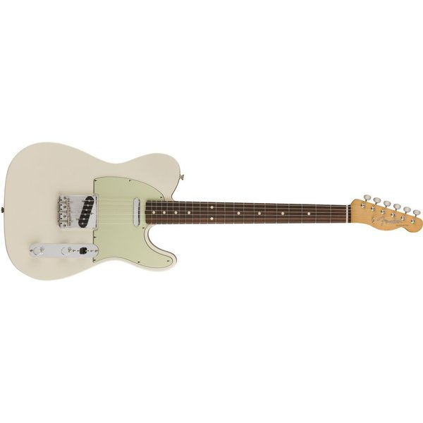 Fender Classic Series '60s Telecaster, Pau Ferro Fingerboard, Olympic White