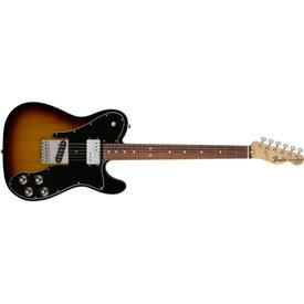 Fender Classic Series '72 Telecaster Custom, Pau Ferro Fingerboard, 3-Color Sunburst