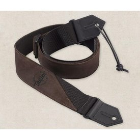Taylor Taylor Suede/Poly Strap, Brown