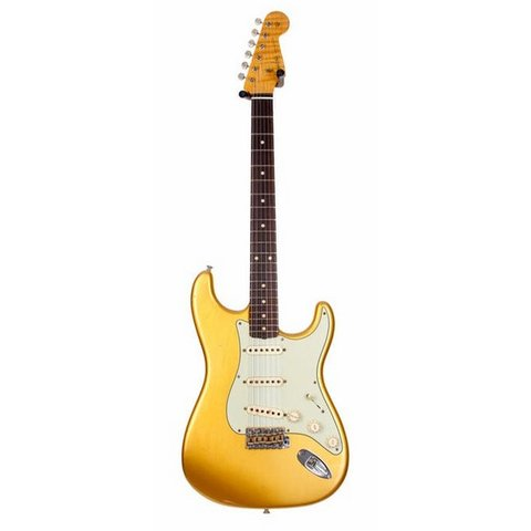Limited Edition ''59 Special'' Strat, Journeyman Relic, Aged Aztec Gold