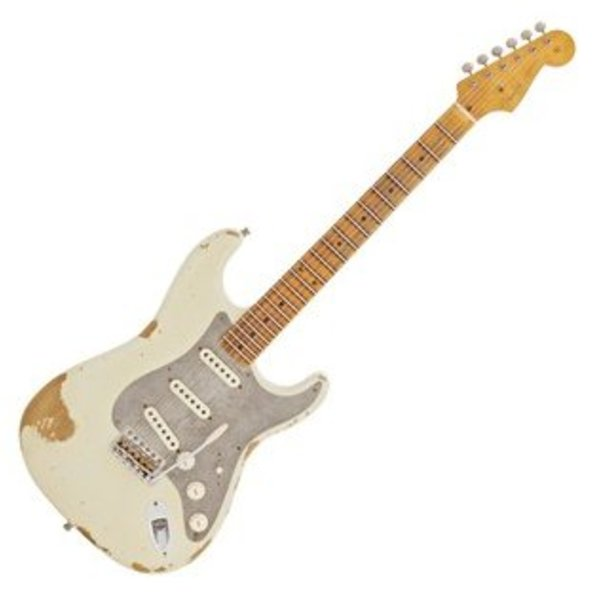Fender Custom Shop Limited Edition Heavy Relic El Diablo Strat, '55 Desert Tan