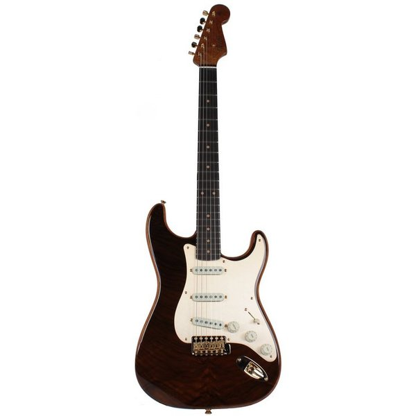 Fender Custom Shop Artisan Figured Rosewood Stratocaster