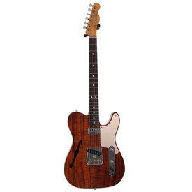 Fender Custom Shop Artisan Tele Caballo Tono Ligero - Koa