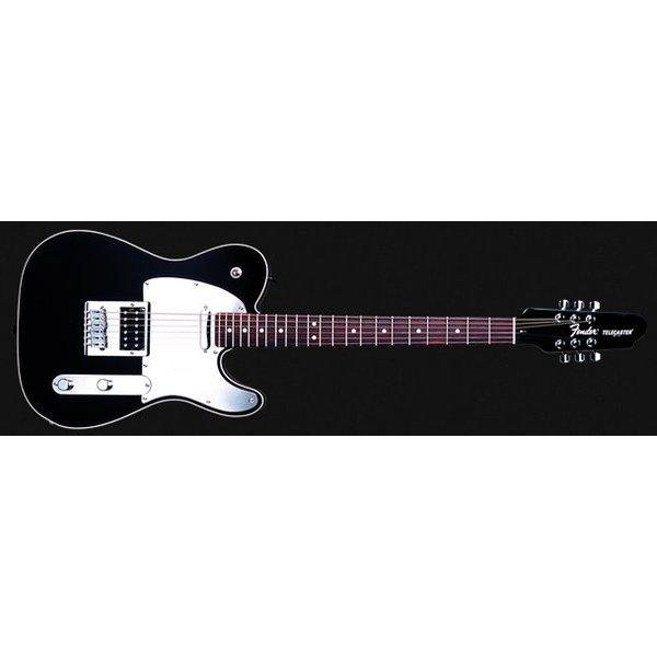 Fender Custom Shop John 5 HB Signature Telecaster, Rosewood Fingerboard, Black