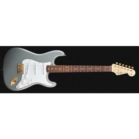 Robert Cray Signature Stratocaster, Rosewood Fingerboard, Inca Silver