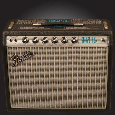 68 Custom Princeton Reverb, 120V