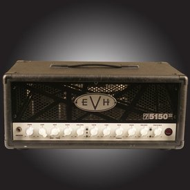 EVH 5150III 50W 6L6 Head, Black, 120V - Used
