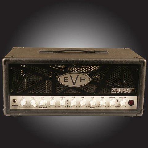 5150III 50W 6L6 Head, Black, 120V - Used