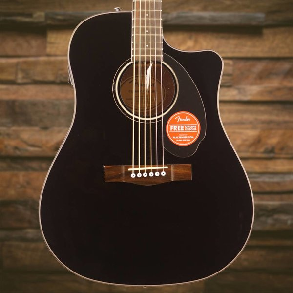 Fender Fender CD-60SCE, Black