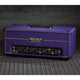 Mesa/Boogie Mesa Boogie Triple Crown Configured TC-100 Head Purple Bronco SN R1-000492