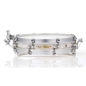 Pearl Pearl 13x2.5 8PLY Pancake Concert Snare Maple Shell, Single Flang Hoops W/Claw Hooks and Triad