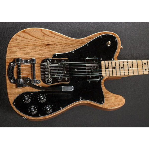 Fender Limited Edition '72 Telecaster w/ Bigsby Tremolo Maple Fingerboard Natural
