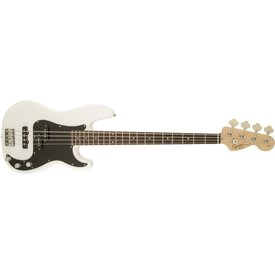 Squier Fender Affinity Series Precision Bass PJ, Laurel Fingerboard, Olympic White
