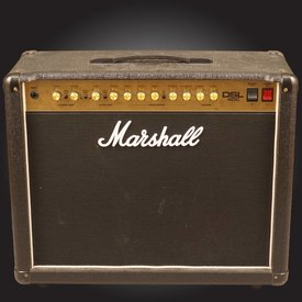 Marshall Marshall DSLR 40W all valve 2 channel 1x12'' combo with Resonance, digital Reverb, Celestion V-type speaker - Used